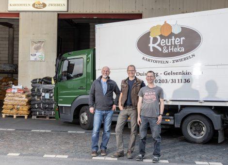 Reuter Heka LKW